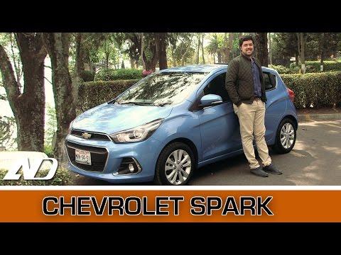 Chevrolet Spark -  El mejor equipado de todos