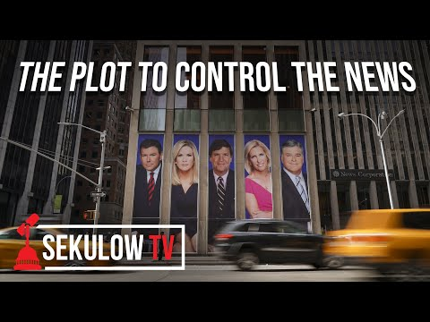The Plot in Congress to Destroy Conservative News - Sekulow TV