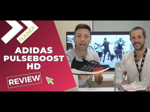 Adidas Pulseboost HD: #Review zapatillas running para correr en la ciudad