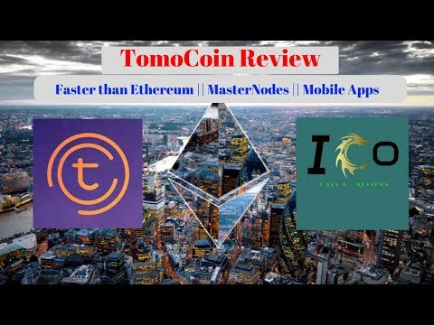 TomoCoin Review By ISeeO Reviews || BlockChain Infrastructure || MasterNodes || Beta MobileApps