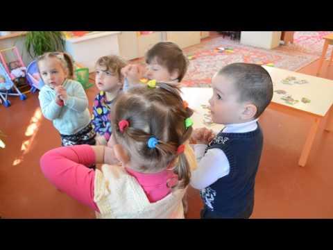 Пальчиковая гимнастика в ясельной группе на занятиях в детском саду