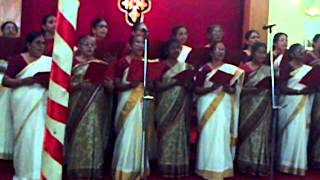 Bethel Mar Thoma Church Mumbai (Malad) Sevika Sangham Carol- Dec2012