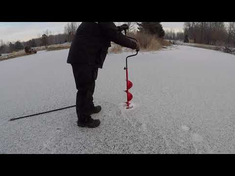 how to check for safe Ice conditions