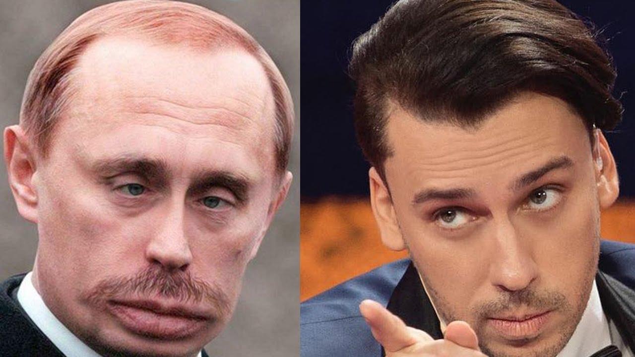 ГАЛКИН Пошел На Принцип! Новые Шутки Про ПУТИНА. Ответ Соловьева И Киселева.