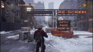 Division PS4 One Shot Part 3 Assault On The Precinct