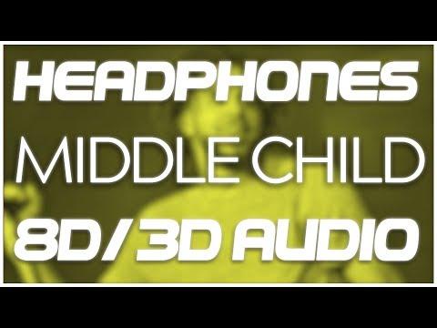 J. Cole - MIDDLE CHILD (8D AUDIO & 3D AUDIO) 😍🎧