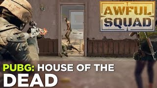 AWFUL SQUAD: House of the Dead with Justin, Simone, Russ and Jake