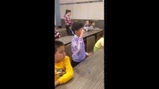 видео В Уфе прошел Чемпионат по ментальной арифметике среди детей