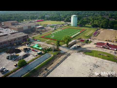 Hinsdale Central High School Construction Update