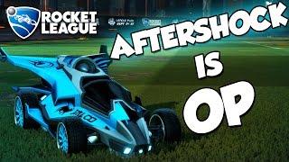 Aftershock is OP | Rocket League Montage