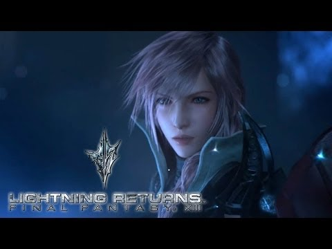 Lightning Returns: Final Fantasy XIII - Demo Trailer [1080p] TRUE-HD QUALITY