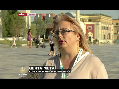 Meta o izborima u Albaniji