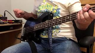 Alvvays - Hey (Bass Cover)