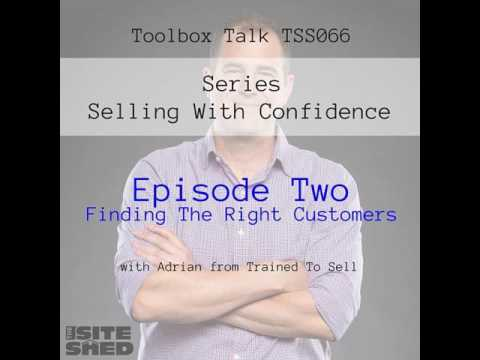 TSS066_Finding The Right Customers