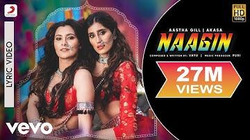Vayu, Aastha Gill, AKASA, PURI - Naagin - Official Lyric Video