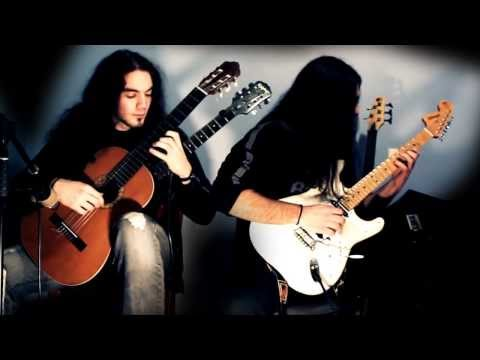 Fur Elise - Beethoven - Electric and Classical Guitar Duet - (For Elise)