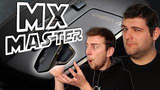 LOGITECH MX MASTER | Il miglior Mouse professionale!