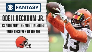 Odell Beckham Jr.'s outlook on a new team | Fantasy Football Today