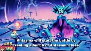 Mario & Luigi Dream Team: Antasma X Guide