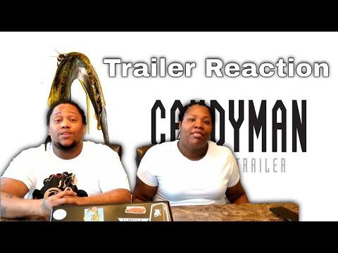 Candyman Official Trailer Reaction!!!