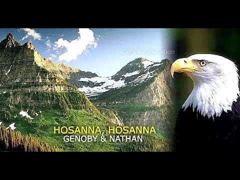 """Genoby & Nathan Dans """"HOSANNA, HOSANNA"""""""