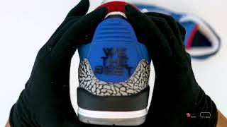 FIRST look and unboxing of the Jordan 3