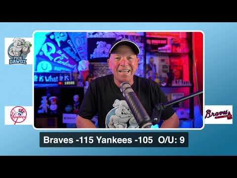 New York Yankees vs Atlanta Braves Free Pick 8/26/20 MLB Pick and Prediction MLB Tips