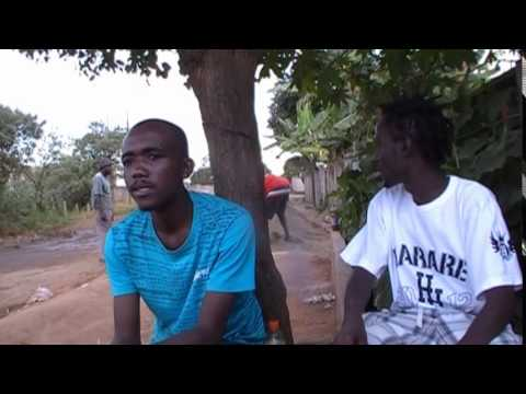 Part 1 of 2 Nyaya yeMatsaga ekuUK laughing at Minox with Dhadza D & Crew - Mbare, Harare, Zimbabwe