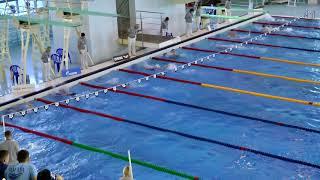 """""""Всероссийские соревнования по плаванию среди юношей и девушек (25м)"""", 100m Комплекс,"""