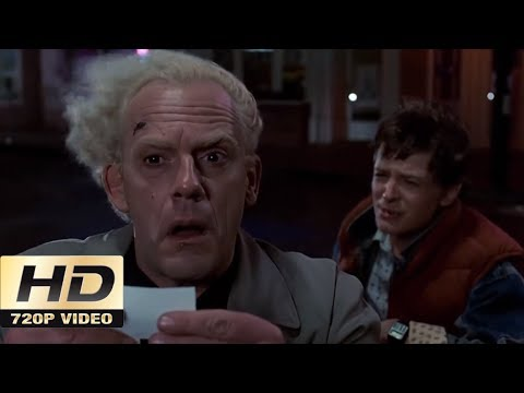 Back To The Future, Part I: I Have To Tell You About The Future! (1985) [HD]