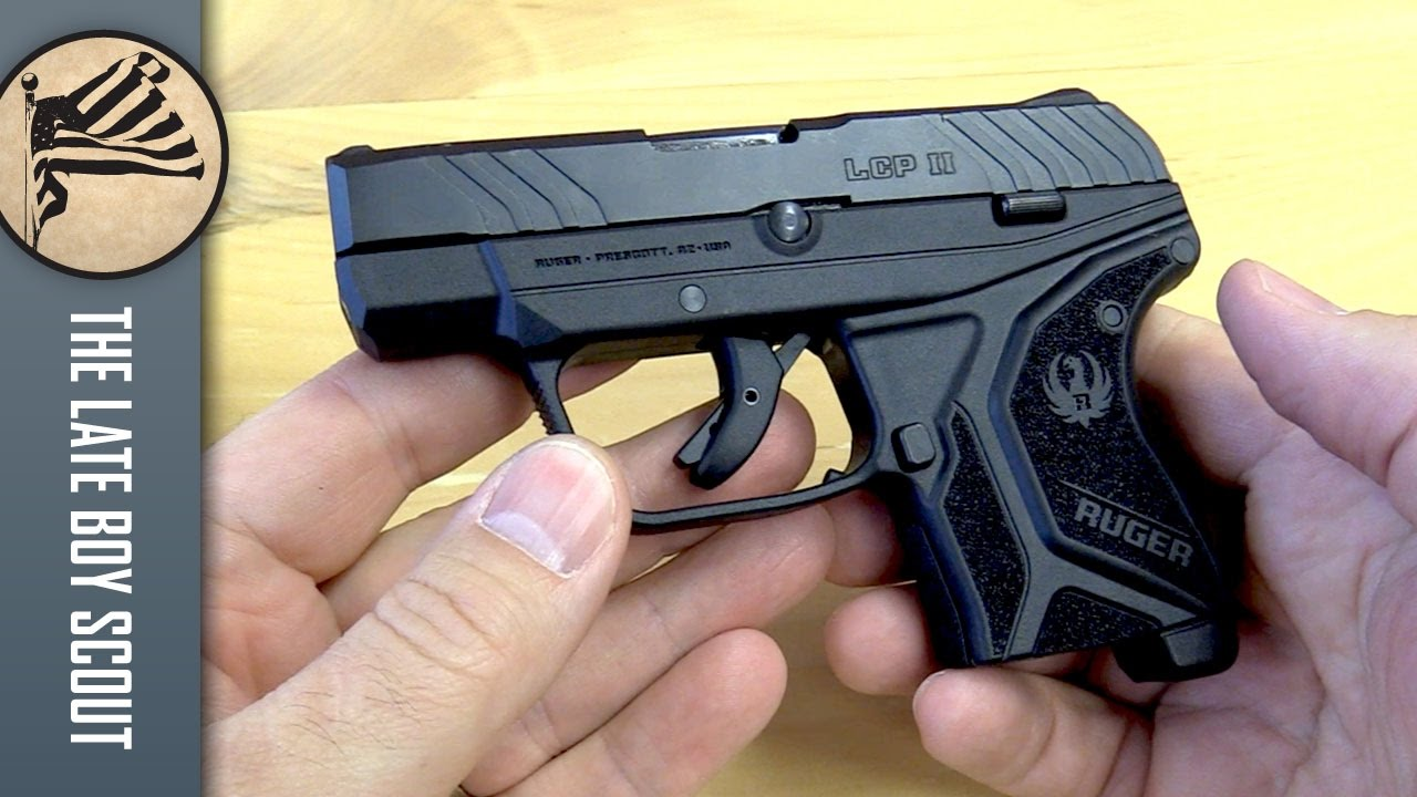 ruger lcp ii first impressions comparison