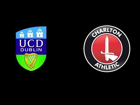 University College Dublin Vs Charlton Athletic