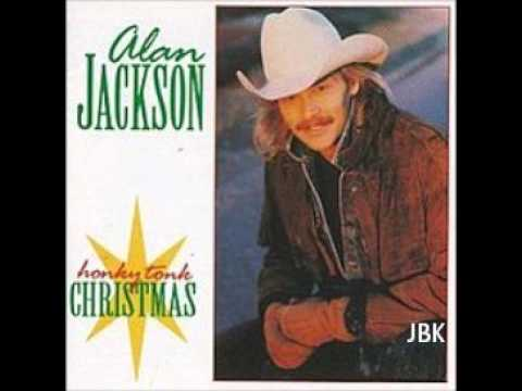 Alan Jackson With The Chipmunks Santa's Gonna Come In A Pickup Truck - YouTube