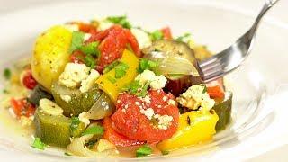 Бриам - праздник из средиземноморских овощей на вашем столе. Рецепт от Всегда Вкусно!