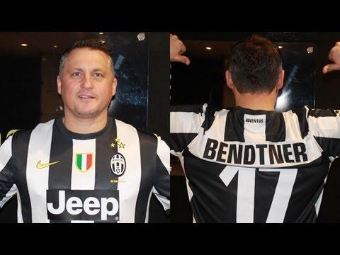 Juventus Try To Stop talkSPORT Buying Bendtner Replica Shirt