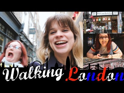 Shoreditch & Spitalfields | Walks in London #5 - Brick Lane and the East End