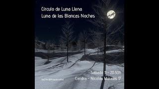 Luna de las Blancas Noches - Enero 2021