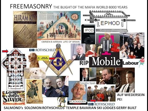 Freemasonry 1, Salmond's Temple Swastika Mt Andy Mt Moray Lambs Piny WAR DEAD