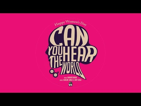 Can You Hear The World - Music Video   Bhavatharini   #WomensDay ♀