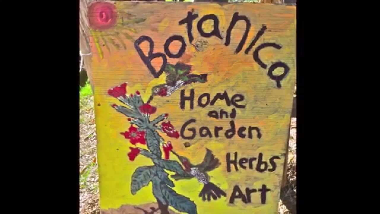 Hornby Home Business ⚘ 'BOTANICA' Home & Garden ⚘ Herbs & Art