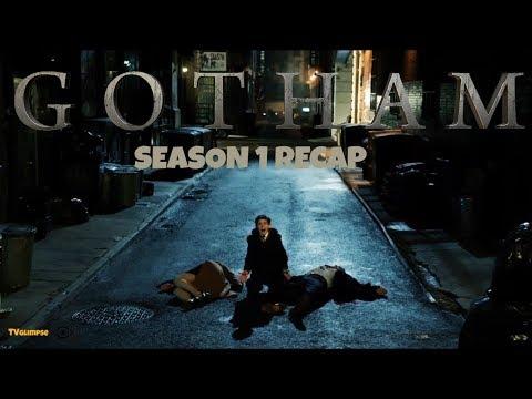 Gotham season 1 Recap