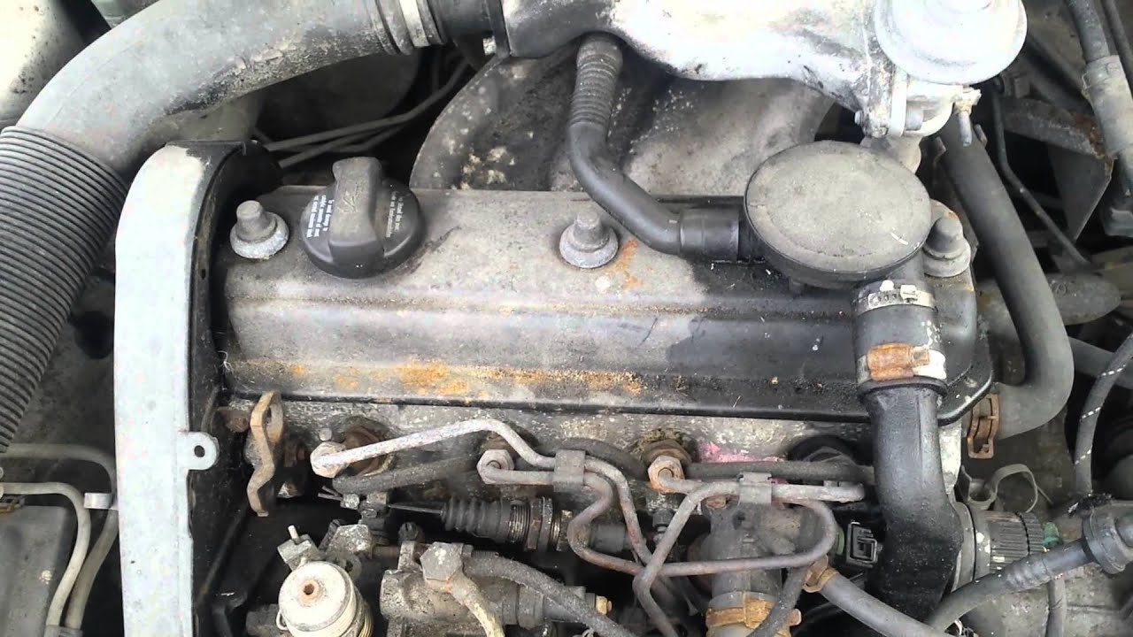 Volkswagen Golf Mk 3 1 9 Sdi 1y Engine Code Perfect For