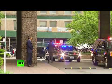 US & N.Korean officials arrive for talks in New York