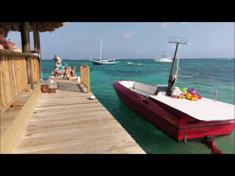 Palapa Bar & Grill is back Bigger and Better! San Pedro, BELIZE - Ambergris Caye - March 2017