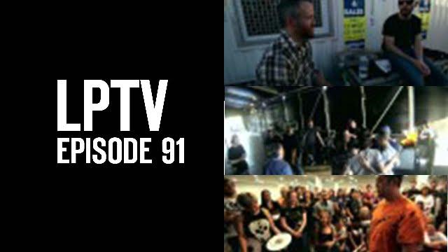 Castle Of Glass - Rehearsals & Spike VGA 2012 Performance | LPTV #91 | Linkin Park