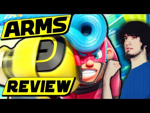 Make ARMS | Nintendo Switch Review - PBG Images