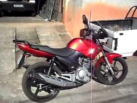 yamaha ybr factor 125cc minha 1 moto youtube. Black Bedroom Furniture Sets. Home Design Ideas