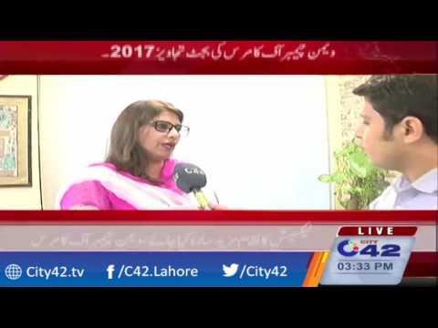 Budget Proposal of Women Chamber Commerce