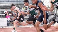 Sprinters shine at Central California Athletic League Track and Field Championships