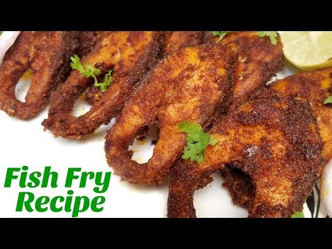 FISH FRY | SPICY FISH FRY VILLAGE STYLE | FORT TV